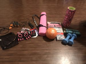 Assorted exercise equipment for Sale in Lexington, KY