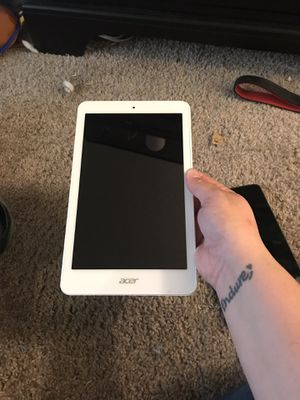 Acer iconia 8 tablet for Sale in Scottsdale, AZ