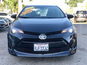 2017 Toyota Corolla LE Clean Title Low Price Guarantee $11999 for Sale in Byron, CA