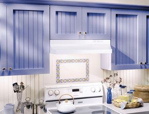 30 in. Under Cabinet Range Hood with Light in White for Sale in Plano, TX