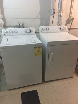 GE washer dryer set for Sale in Westlake, MD