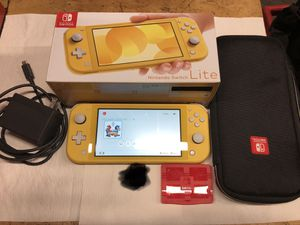 Nintendo Switch Lite for Sale in East Windsor, CT