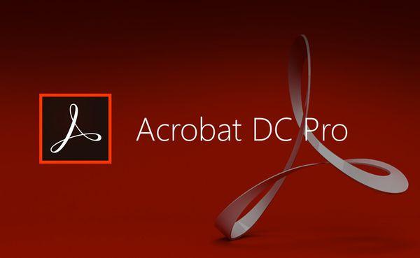 Adobe Acrobat DC Pro 2020 / Edit PDFs