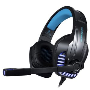Gaming Headset for PS4, PS4 Pro, Switch, Xbox One(Adapter Not Included), PC, Tablet, Phones, All-Cover Over Ear Headphones Deep Bass Surround Sound wi for Sale in Hacienda Heights, CA