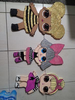 LOL Surprises Foam Dolls for Sale in Carol City, FL