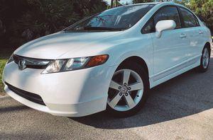 *New breaks and rotors Honda Civic EX 2006 for Sale in St. Petersburg, FL