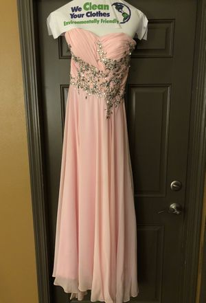 Strapless prom dress for Sale in Mackinaw, IL