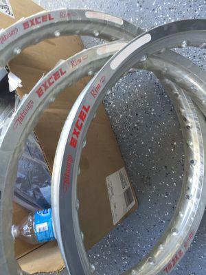 Dirtbike rims for Sale in West Palm Beach, FL