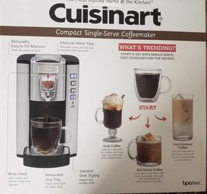 Cuisinaert coffee maker - k cup for Sale in San Leandro, CA