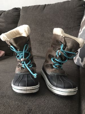 Kids Snow Boots for Sale in South El Monte, CA