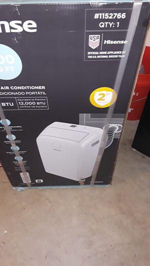 Hisense Portable Air Conditioner for Sale in Marysville, WA