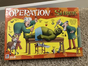 Operation - Shrek Game for Sale in Happy Valley, OR