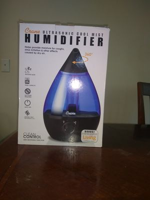 Humidifier and Lavender scented drops for Sale in Vienna, VA
