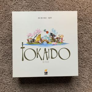 Tokaido Board Game for Sale in Seattle, WA