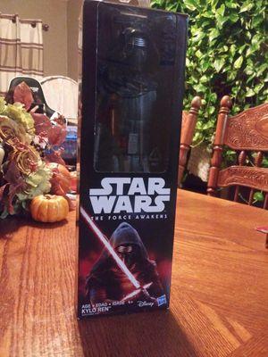 Star Wars Kylo Ren Action Figure for Sale in Inglewood, CA