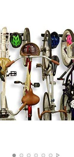 Bike Rack For Garage 6 Bikes [95$ Value] for Sale in Sunnyvale,  CA