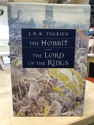 The Hobbit / The Lord Of The Rings Book Set for Sale in Fremont, CA