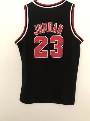 Chicago Bulls Michael Jordan Jersey Hardwood Classic Brand Size XXL Stitched Letters Good Condition for Sale in Reedley, CA
