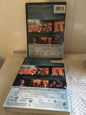 DVD hablo español for Sale in Rancho Cucamonga, CA