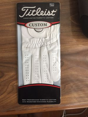 Titleist Leather Golf Glove - BRAND NEW for Sale in Los Angeles, CA