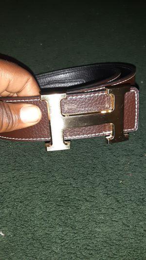 18k Hermes gold belt t for Sale in Louisburg, NC