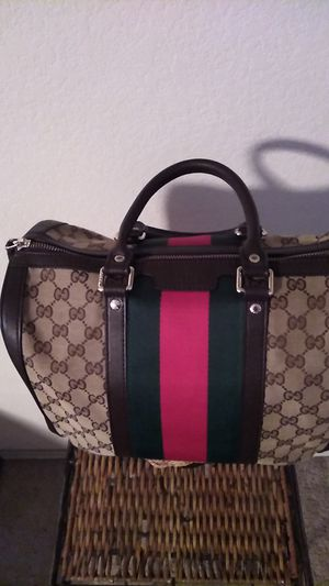 Gucci Boston Bag for Sale in Lancaster, TX