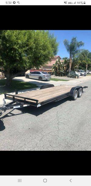 21ft Car/Truck trailer for Sale in Wildomar, CA