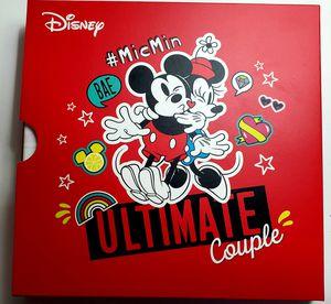 2021 Niue 1 oz Silver $2 Disney Heart-Shaped Love Mickey & Minnie for Sale in Boston, MA