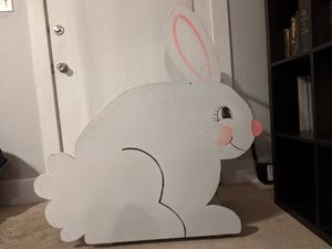Free Bunny Toy Box for Sale in Fullerton, CA