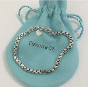 Tiffany & Co Venetian box link bracelet for Sale in Smithtown, NY