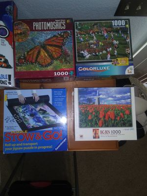 Puzzles and fun items for Sale in Red Bluff, CA