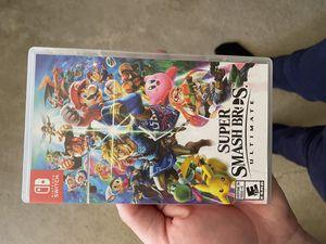 Super smash for Nintendo switch for Sale in Denver, CO