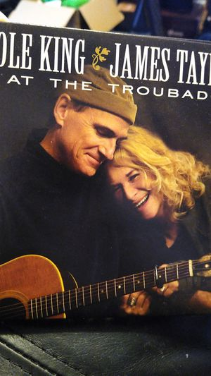 Carole King and James Taylor live at the troubadour double CD for Sale in Hampton, VA