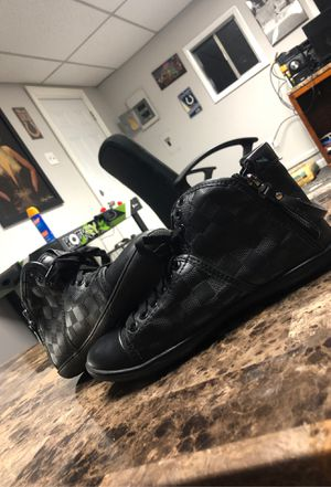 Louis Vuitton high tops size 9 for Sale in Norfolk, VA