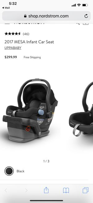 UPPAbaby Mesa car seat & base for Sale in Laveen Village, AZ