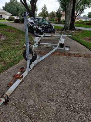 12.5x7.5 Steel Boat Trailer for Sale in Winter Garden, FL