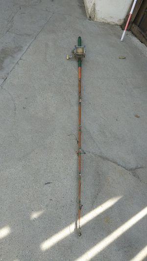 Fishing pole for Sale in San Bernardino, CA