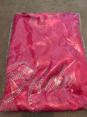 Hot pink bride robe for Sale in Gurnee, IL