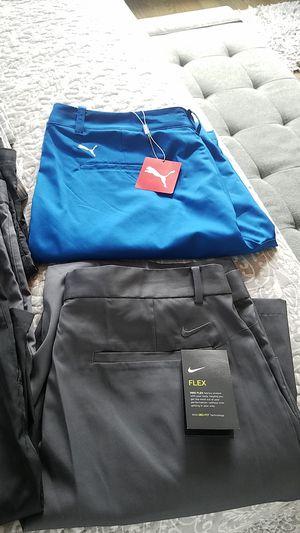 Men's Nike/Puma Golf shorts/dry ft 36 for Sale in Melrose, TN