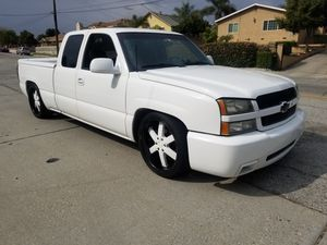 2005 Chevy Silverado for Sale in Santa Fe Springs, CA