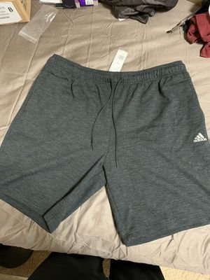 Adidas Shorts Men's 3XL (Black/Gray) for Sale in Murrieta, CA