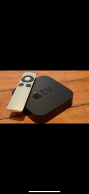 Brand new Apple TV! for Sale in Waterbury, CT