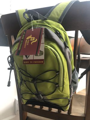 A hiking backpack. Best for kids age 3-9 for Sale in San Jose, CA