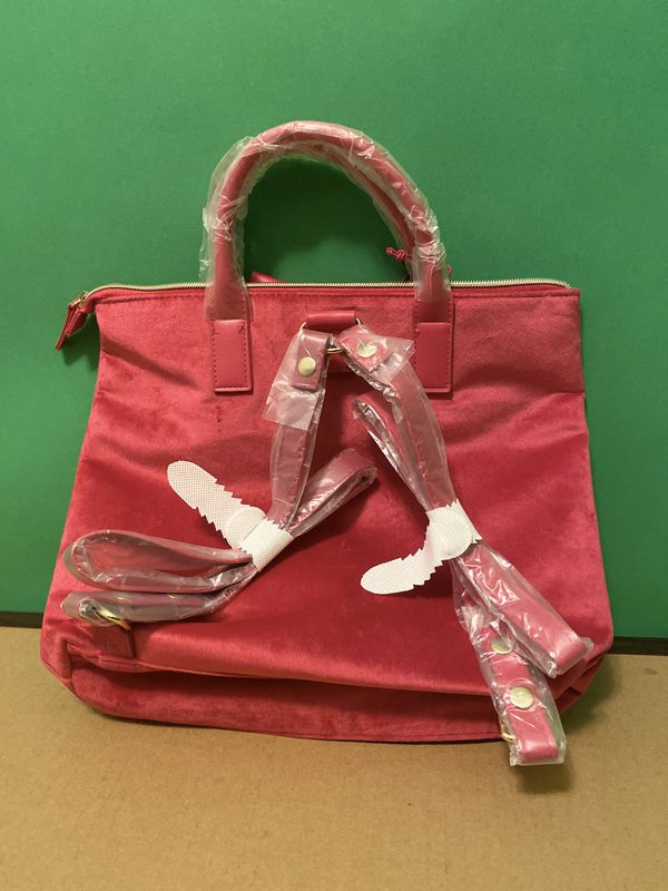 Hot Pink Juicy Couture Purse Backpack
