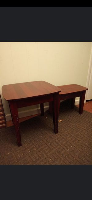 Two nice tables for Sale in Wichita, KS