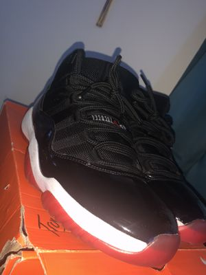 Air Jordan 11 Bred 11 size 10.5 for Sale in Richmond, CA