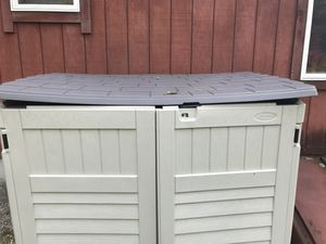 Sunset storage container for Sale in Webster, MA