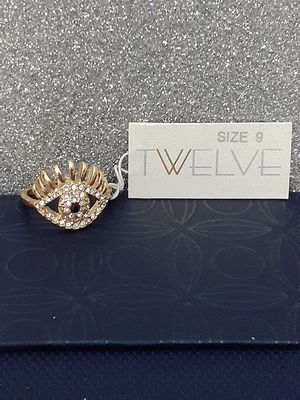 EVIL EYE RING SIZE 9 for Sale in Dallas, TX