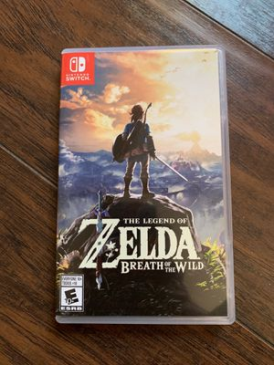 Zelda: Breathe Of The Wild for Sale in Coronado, CA