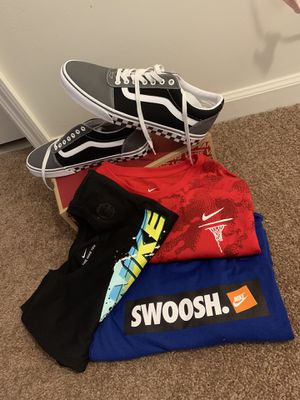 Nike/vans for Sale in PA, US